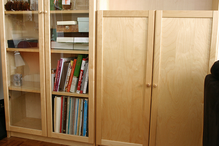 Libreria Billy Ikea Ideas Good A Tall Billy Bookcase Makes